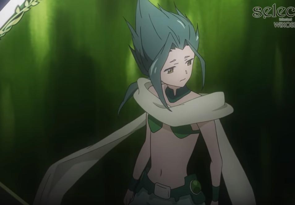 アニメ anime selector WIXOSS