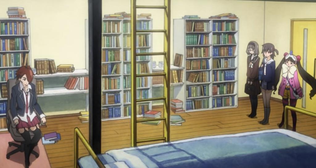アニメ anime WIXOSS