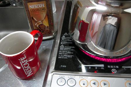 [コーヒー][やかん]