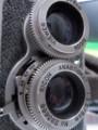 [二眼レフカメラ][RICOHFLEX7][ブローニ判]