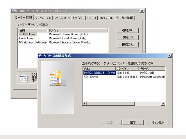 [MySQL ODBC Driver 5.1][windows7][64][SysWOW64]