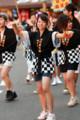 [B.Q夜茶会][第36回][三原][やっさ祭り][2011年][踊り][夏祭り][三原市]