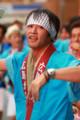 [広島ガス][第36回][三原][やっさ祭り][2011年][踊り][夏祭り][三原市]