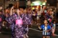 [第36回][三原][やっさ祭り][2011年][踊り][夏祭り][三原市]
