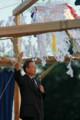 [民俗学者・神崎宣武さ][中世夢が原][大神楽][井原市][2011年][第16回][祓い]