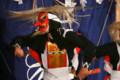 [猿田彦舞][中世夢が原][大神楽][井原市][2011年][第16回][祓い][備中神楽]