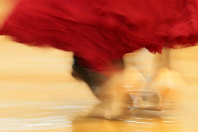 [ダンス][スローシャッター][200mm]