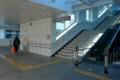 [釜山][沙上][乗り換え][釜山金海軽鉄道][地下鉄2号線][緑色]