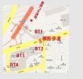 [東大邱][トンテグ][동대구)][KTX][乗り換え][地下鉄][メトロ][バス]