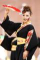 [第19回][うらじゃ][2012年][夏祭り][岡山][踊り][吉備の中山][桃鬼妃]