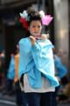 [こうべりや][2012年][8月10日][第59回][よさこい][高知][土佐][愛宕競演場][夏祭り][鳴子]
