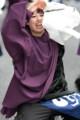 """[早稲田大学""""踊り侍""""][2012年][8月10日][第59回][よさこい][高知][土佐][愛宕競演場][夏祭り][鳴子]"""