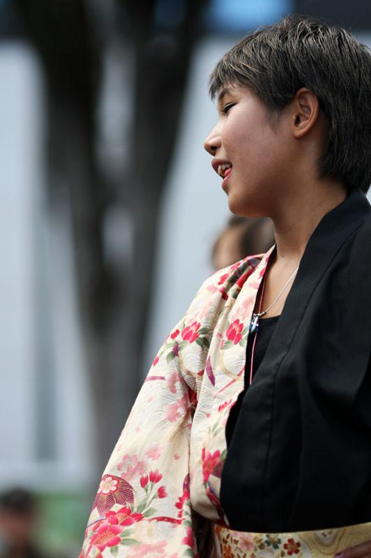 [上昇気流連][婆沙羅][ばさら][風起][丸亀][2012年8月26日][香川県][夏祭り][踊り]