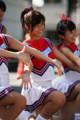 [丸亀高校応援部][婆沙羅][ばさら][風起][丸亀][2012年8月26日][香川県][夏祭り][踊り]