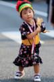 [第60回高知よさこい][2013年8月10日][愛宕競演場][よさこい祭り][高知市][踊り][夏祭り][よさこいまつり][ふっこう連]