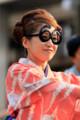 [第60回高知よさこい][2013年8月10日][愛宕競演場][よさこい祭り][高知市][踊り][夏祭り][よさこいまつり][おきゃく屋]