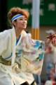 [第60回高知よさこい][2013年8月10日][愛宕競演場][よさこい祭り][高知市][踊り][夏祭り][よさこいまつり][アローズ]