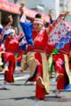 [よさこい塾・ありがた][よさこい][高知][愛宕][第61回][2014年][よさこい祭り][まつり][演舞][鳴子]