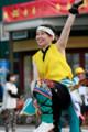 [セントラルグループ踊][よさこい][高知][愛宕][第61回][2014年][よさこい祭り][まつり][演舞][鳴子]