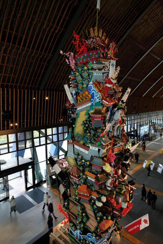 九州国立博物館、一階の展示