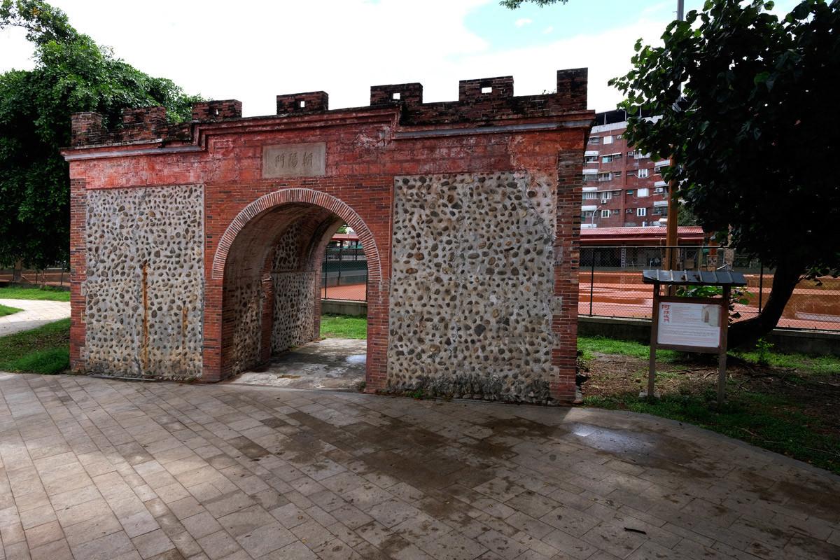 阿猴城東門