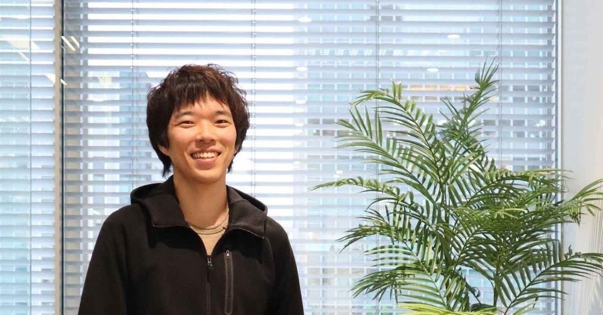 エンジニアの笠井さん