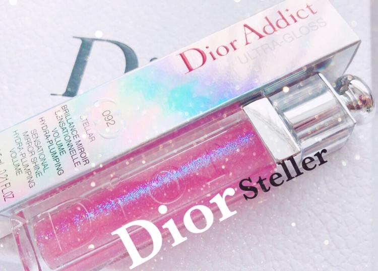 brand new cfe81 30d43 Diorのアディクトグロス「ステラー」を通販購入!ラメ感は?高い ...