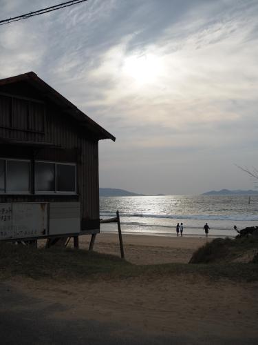 秋の海(2015年10月10日)