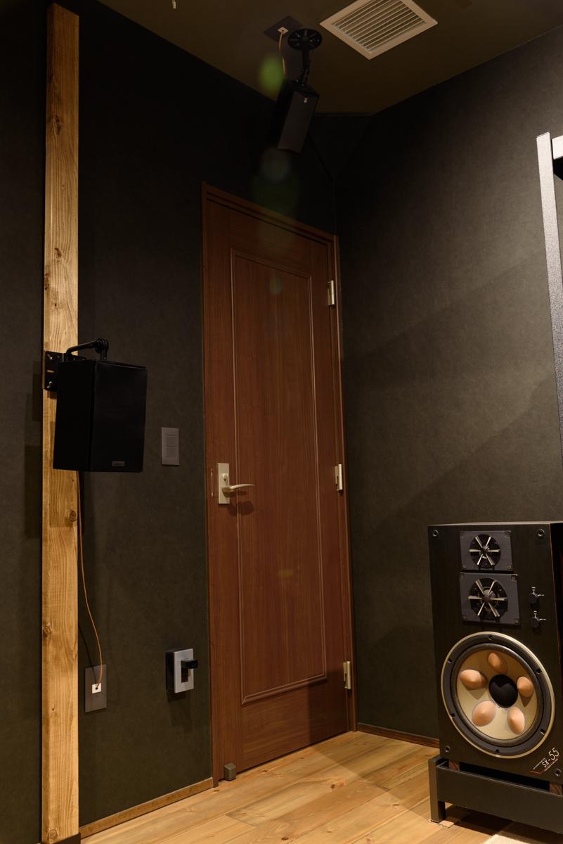 ダイケン 防音ドア アドバンス 防音タイプ À01 ONKYO D−509 シアタールーム