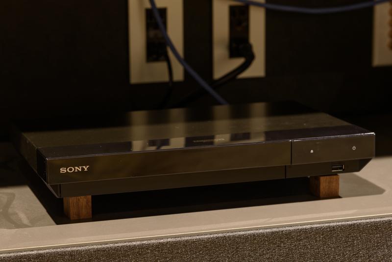 シアタールーム ホームシアター SONY UBP-700 UHD Blu-ray Dolby Atmos DTS:X