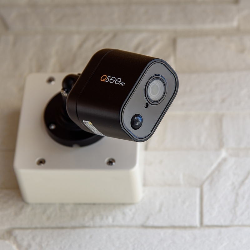 防犯カメラ Qsee QTH94-4GD-1