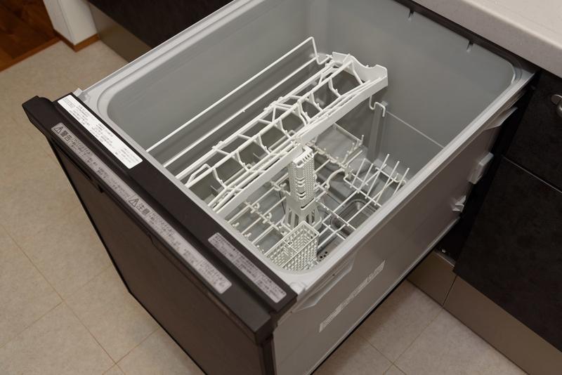 Panasonic ラクシーナ 食器洗い乾燥機 食洗機 ヴィンテージメタル 深型