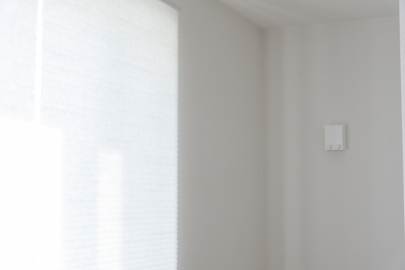 IKEA HOPPVALS 断熱ブラインド pid4m 森田アルミ工業 室内物干しワイヤー