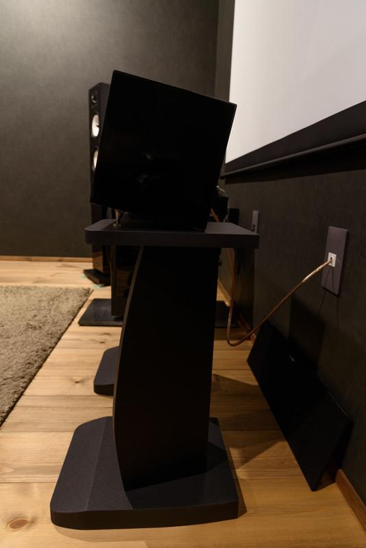 ONKYO D-509  シアタールーム ホームシアター センタースピーカー スピーカー ピアノブラック ハミレックス NX-B300