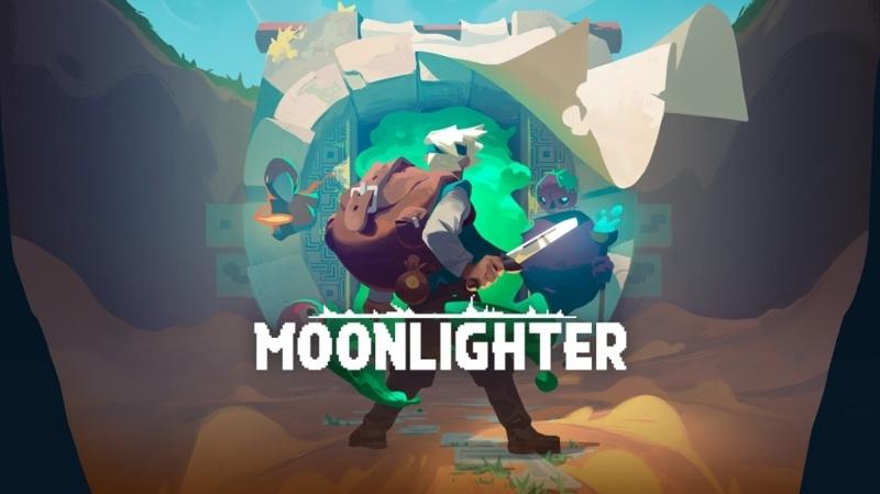 Moonlighterで商売人と冒険者の二足草鞋