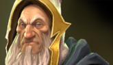 光の老魔道士