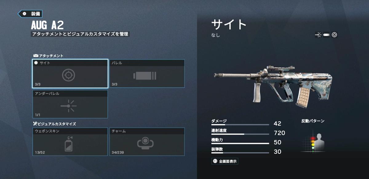 Wamai(ワマイ)- AUG A2 アサルトライフル