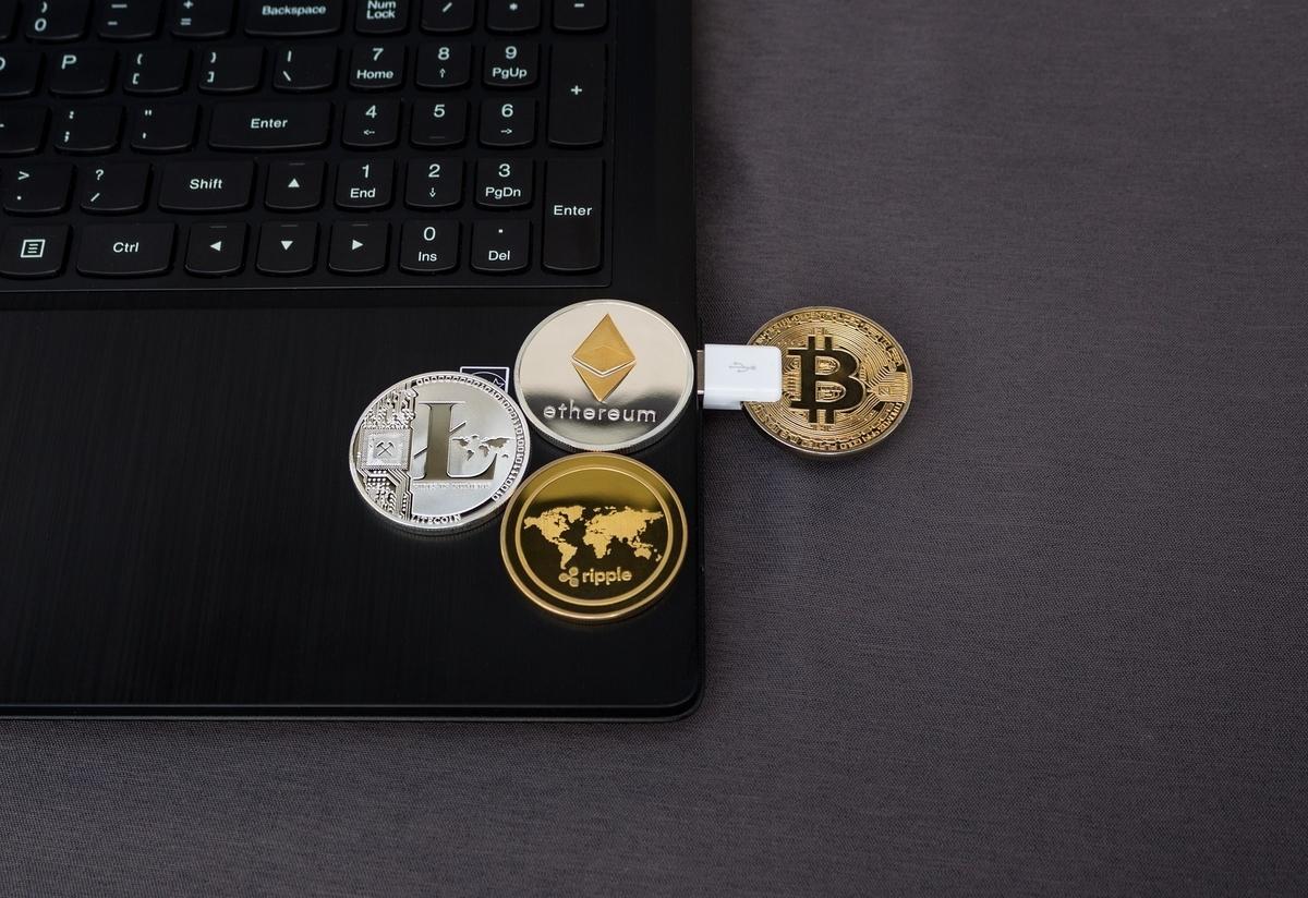 ビットコインウォレット、仮想通貨、暗号資産
