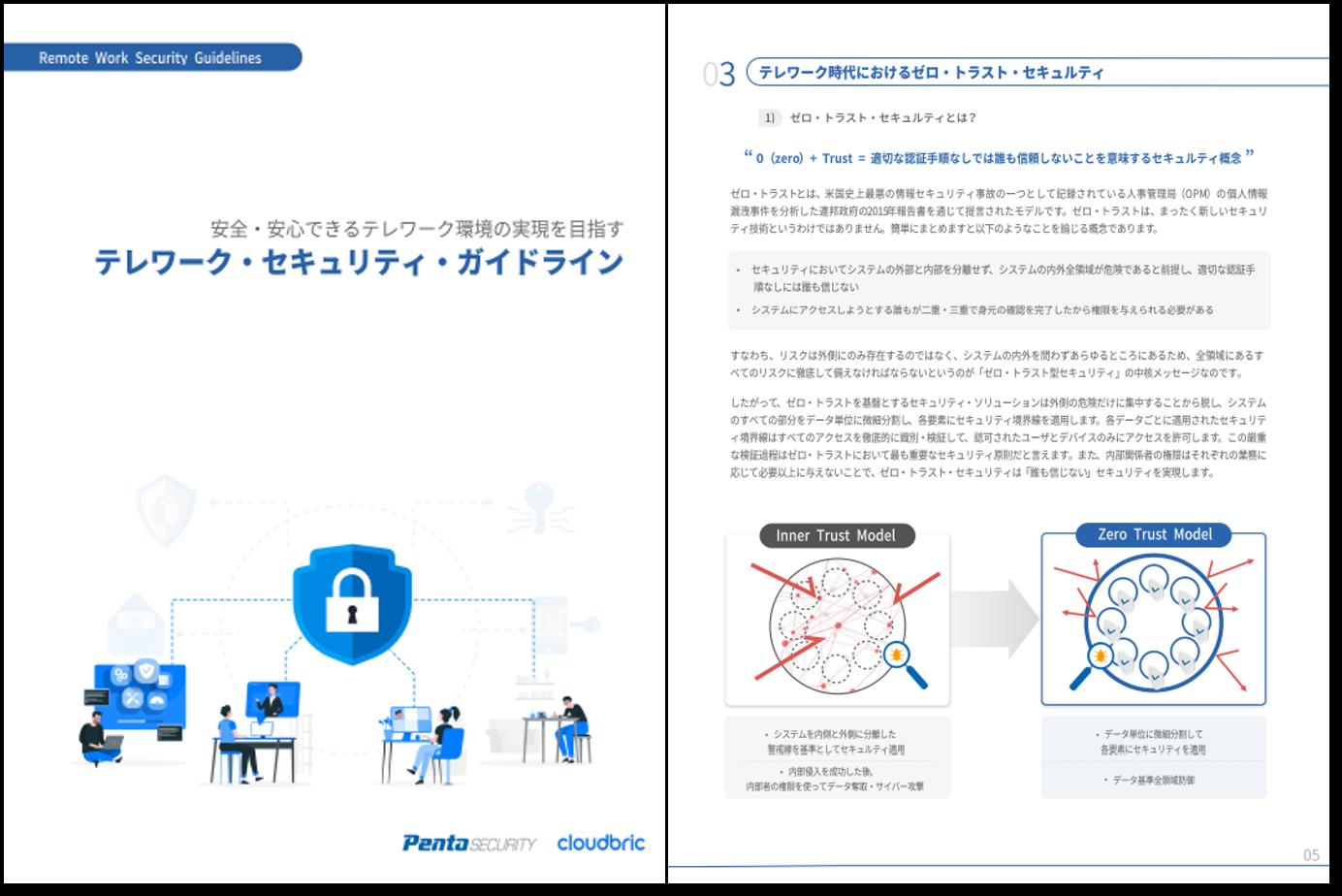 ゼロトラストテレワークセキュリティ
