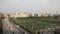 アウェー側スタジアムからの風景