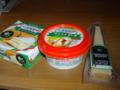 チーズ!カマンベール!マスカルポーネ!パルミジャーノレジ