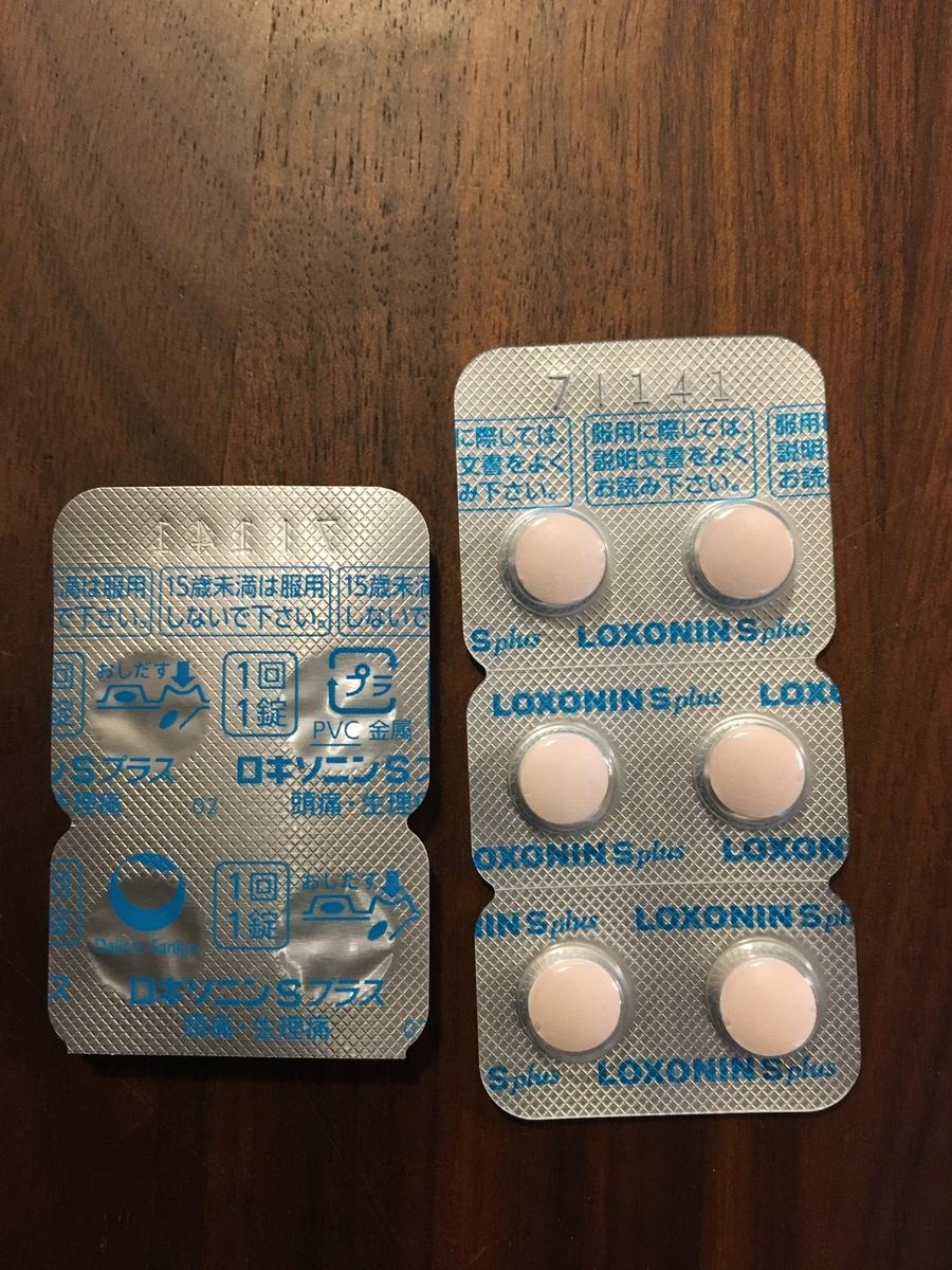 ロキソニン 膀胱 炎