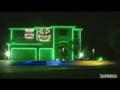News 12 New Jersey: Halloween House Light Show (October 28, 2011)