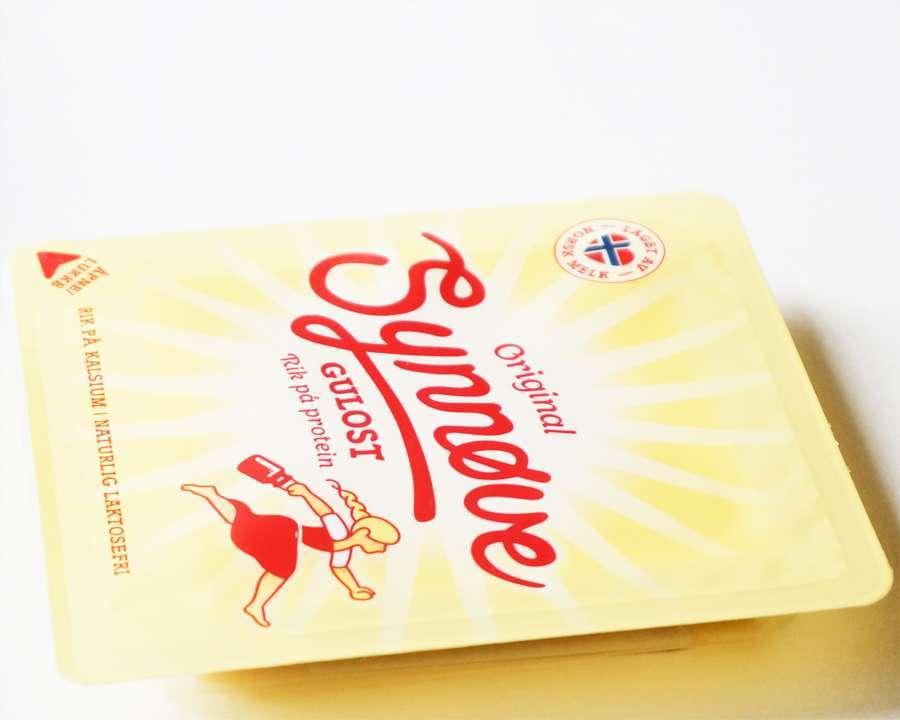 ノルウェーのシュノーベ・フィンデン社のチーズ