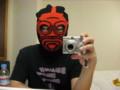 [maskman]ガスマスクな銀行強盗