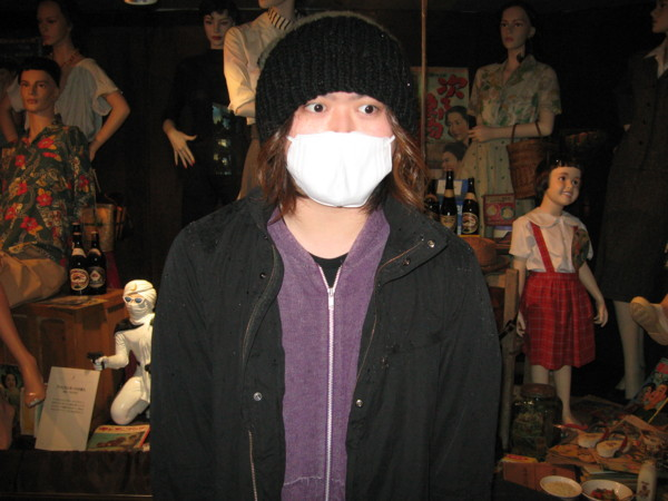 怪しい少年少女博物館1
