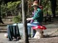 井の頭公園の妖精
