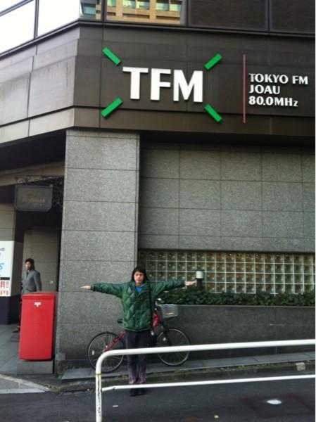 阿部 at 東京FM
