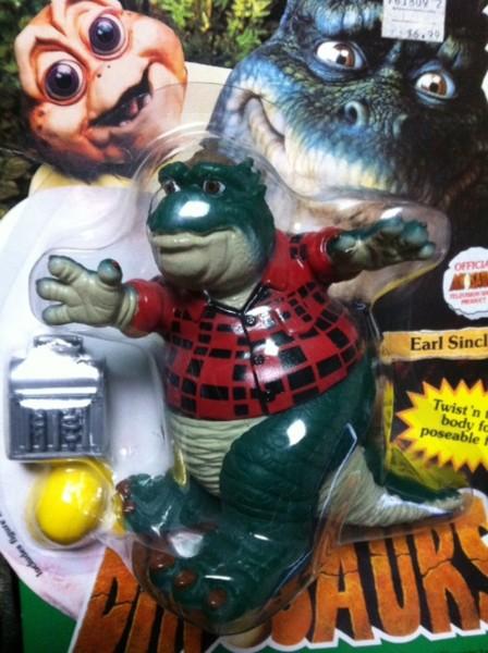 恐竜家族アル・シンクレア