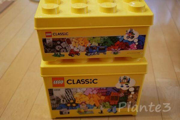 LEGOクラシックボックスの写真